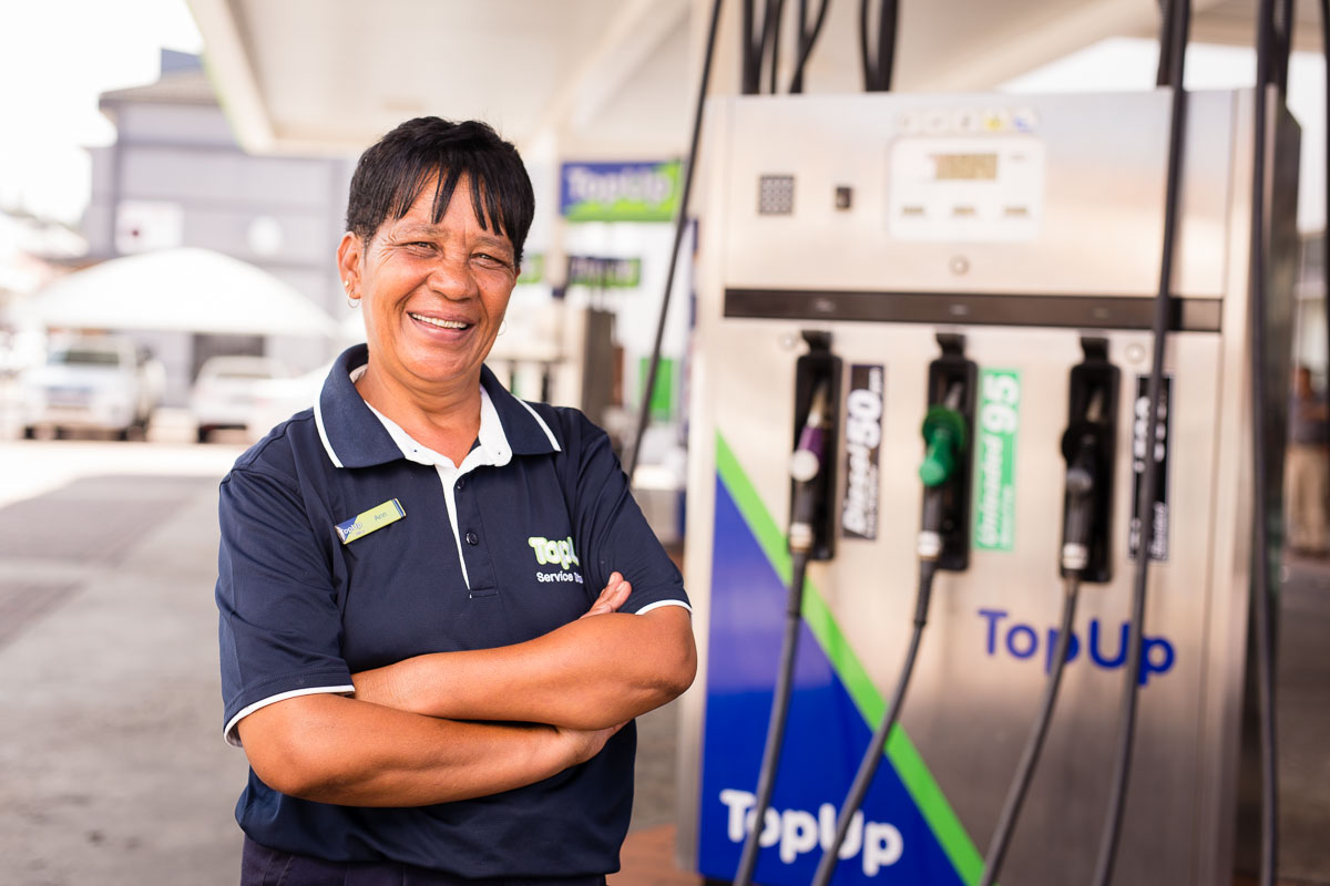 Ann Pedro From Topup Mossel Bay